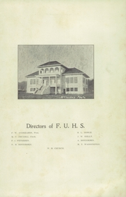 Page 5, 1908 Edition, Ferndale Union High School - Tomahawk Yearbook (Ferndale, CA) online yearbook collection
