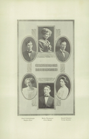 Page 14, 1911 Edition, Ferndale Union High School - Tomahawk Yearbook (Ferndale, CA) online yearbook collection