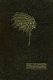 Ferndale Union High School - Tomahawk Yearbook (Ferndale, CA) online yearbook collection, 1936 Edition, Page 1