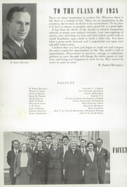 Page 8, 1938 Edition, Ferndale Union High School - Tomahawk Yearbook (Ferndale, CA) online yearbook collection