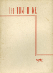Ferndale Union High School - Tomahawk Yearbook (Ferndale, CA) online yearbook collection, 1940 Edition, Page 1