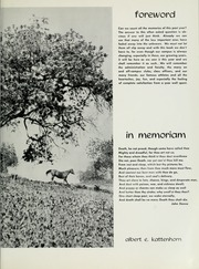 Page 5, 1959 Edition, California State Polytechnic University Pomona - Madre Tierra Yearbook (Pomona, CA) online yearbook collection