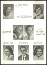 Page 15, 1958 Edition, West Alexandria High School - Bulldog Yearbook (West Alexandria, OH) online yearbook collection