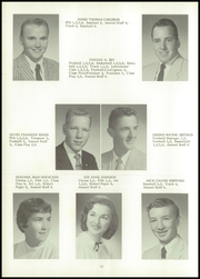 Page 16, 1958 Edition, West Alexandria High School - Bulldog Yearbook (West Alexandria, OH) online yearbook collection