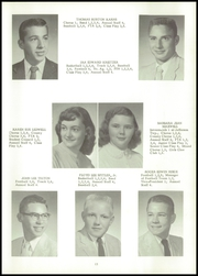 Page 17, 1958 Edition, West Alexandria High School - Bulldog Yearbook (West Alexandria, OH) online yearbook collection