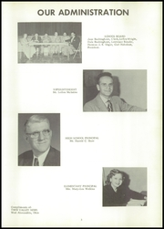 Page 7, 1958 Edition, West Alexandria High School - Bulldog Yearbook (West Alexandria, OH) online yearbook collection
