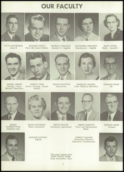Page 8, 1958 Edition, West Alexandria High School - Bulldog Yearbook (West Alexandria, OH) online yearbook collection