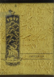 1947 Edition, Jefferson Township High School - Criterion Yearbook (New Paris, OH)