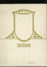 1950 Edition, Jefferson Township High School - Criterion Yearbook (New Paris, OH)
