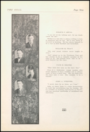 Page 11, 1921 Edition, Gnadenhutten High School - Goal Yearbook (Gnadenhutten, OH) online yearbook collection