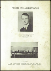 Page 5, 1941 Edition, Gnadenhutten High School - Goal Yearbook (Gnadenhutten, OH) online yearbook collection