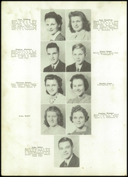 Page 8, 1941 Edition, Gnadenhutten High School - Goal Yearbook (Gnadenhutten, OH) online yearbook collection