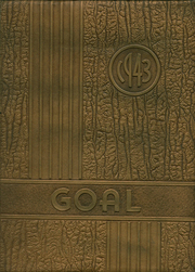 1943 Edition, Gnadenhutten High School - Goal Yearbook (Gnadenhutten, OH)