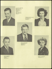 Page 11, 1946 Edition, Gnadenhutten High School - Goal Yearbook (Gnadenhutten, OH) online yearbook collection
