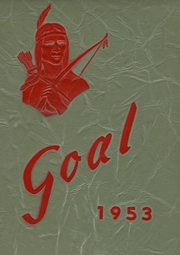 Gnadenhutten High School - Goal Yearbook (Gnadenhutten, OH) online yearbook collection, 1953 Edition, Page 1