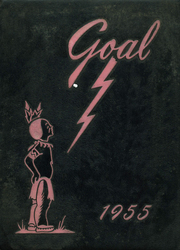 Gnadenhutten High School - Goal Yearbook (Gnadenhutten, OH) online yearbook collection, 1955 Edition, Page 1