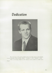 Page 9, 1957 Edition, Gnadenhutten High School - Goal Yearbook (Gnadenhutten, OH) online yearbook collection