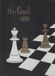 1959 Edition, Gnadenhutten High School - Goal Yearbook (Gnadenhutten, OH)