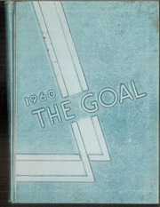1960 Edition, Gnadenhutten High School - Goal Yearbook (Gnadenhutten, OH)