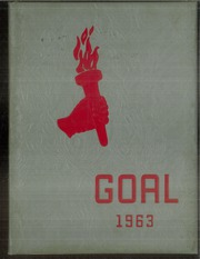 1963 Edition, Gnadenhutten High School - Goal Yearbook (Gnadenhutten, OH)