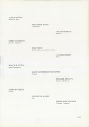 Page 13, 1965 Edition, Gnadenhutten High School - Goal Yearbook (Gnadenhutten, OH) online yearbook collection