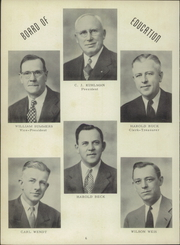 Page 12, 1950 Edition, Harris Elmore High School - Helm Yearbook (Elmore, OH) online yearbook collection