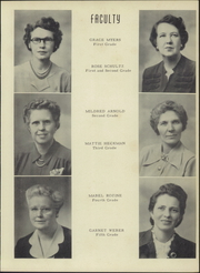 Page 13, 1950 Edition, Harris Elmore High School - Helm Yearbook (Elmore, OH) online yearbook collection