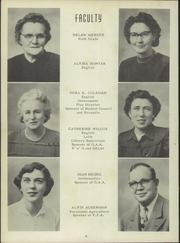 Page 14, 1950 Edition, Harris Elmore High School - Helm Yearbook (Elmore, OH) online yearbook collection