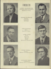 Page 15, 1950 Edition, Harris Elmore High School - Helm Yearbook (Elmore, OH) online yearbook collection