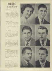 Page 17, 1950 Edition, Harris Elmore High School - Helm Yearbook (Elmore, OH) online yearbook collection