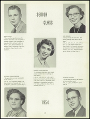 Page 17, 1954 Edition, Harris Elmore High School - Helm Yearbook (Elmore, OH) online yearbook collection