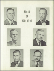 Page 9, 1954 Edition, Harris Elmore High School - Helm Yearbook (Elmore, OH) online yearbook collection