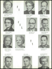 Page 10, 1956 Edition, Harris Elmore High School - Helm Yearbook (Elmore, OH) online yearbook collection