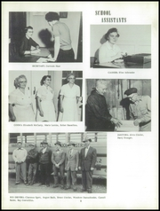 Page 12, 1956 Edition, Harris Elmore High School - Helm Yearbook (Elmore, OH) online yearbook collection