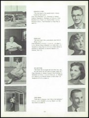 Page 17, 1956 Edition, Harris Elmore High School - Helm Yearbook (Elmore, OH) online yearbook collection