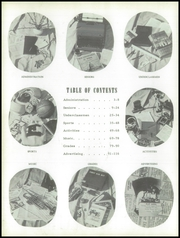 Page 6, 1956 Edition, Harris Elmore High School - Helm Yearbook (Elmore, OH) online yearbook collection