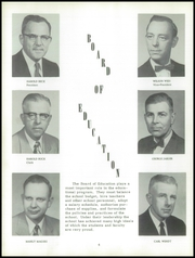 Page 8, 1956 Edition, Harris Elmore High School - Helm Yearbook (Elmore, OH) online yearbook collection