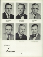 Page 10, 1957 Edition, Harris Elmore High School - Helm Yearbook (Elmore, OH) online yearbook collection