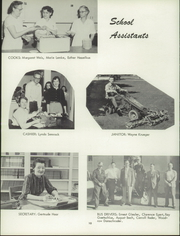Page 14, 1957 Edition, Harris Elmore High School - Helm Yearbook (Elmore, OH) online yearbook collection