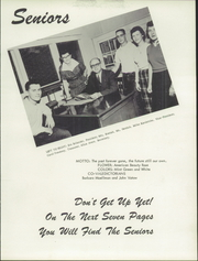 Page 15, 1957 Edition, Harris Elmore High School - Helm Yearbook (Elmore, OH) online yearbook collection