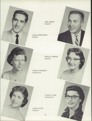 Page 17, 1957 Edition, Harris Elmore High School - Helm Yearbook (Elmore, OH) online yearbook collection