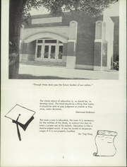 Page 6, 1957 Edition, Harris Elmore High School - Helm Yearbook (Elmore, OH) online yearbook collection
