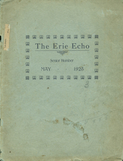 Page 1, 1928 Edition, Berlin Heights High School - Erie Echo Yearbook (Berlin Heights, OH) online yearbook collection