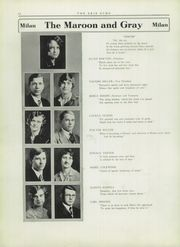 Page 14, 1928 Edition, Berlin Heights High School - Erie Echo Yearbook (Berlin Heights, OH) online yearbook collection