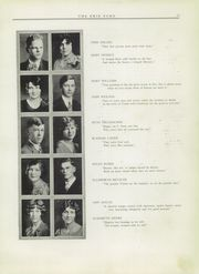 Page 15, 1928 Edition, Berlin Heights High School - Erie Echo Yearbook (Berlin Heights, OH) online yearbook collection