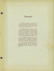 Page 3, 1948 Edition, Hopedale High School - Comets Yearbook (Hopedale, OH) online yearbook collection