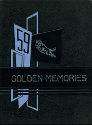 1959 Edition, Lafayette Jackson High School - Golden Memories Yearbook (Lafayette, OH)