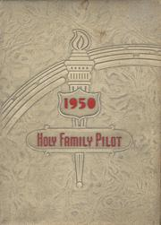 1950 Edition, Holy Family High School - Familian Yearbook (Columbus, OH)