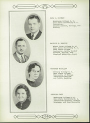 Page 10, 1940 Edition, Midvale High School - Midhian Yearbook (Midvale, OH) online yearbook collection