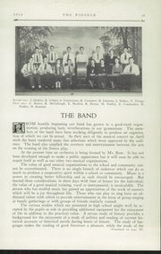 Page 17, 1934 Edition, Poland Seminary High School - Pioneer Yearbook (Poland, OH) online yearbook collection